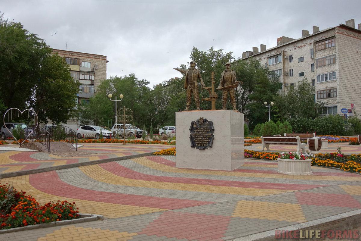 теперь многие жители ездят на заработки в... Сибирь