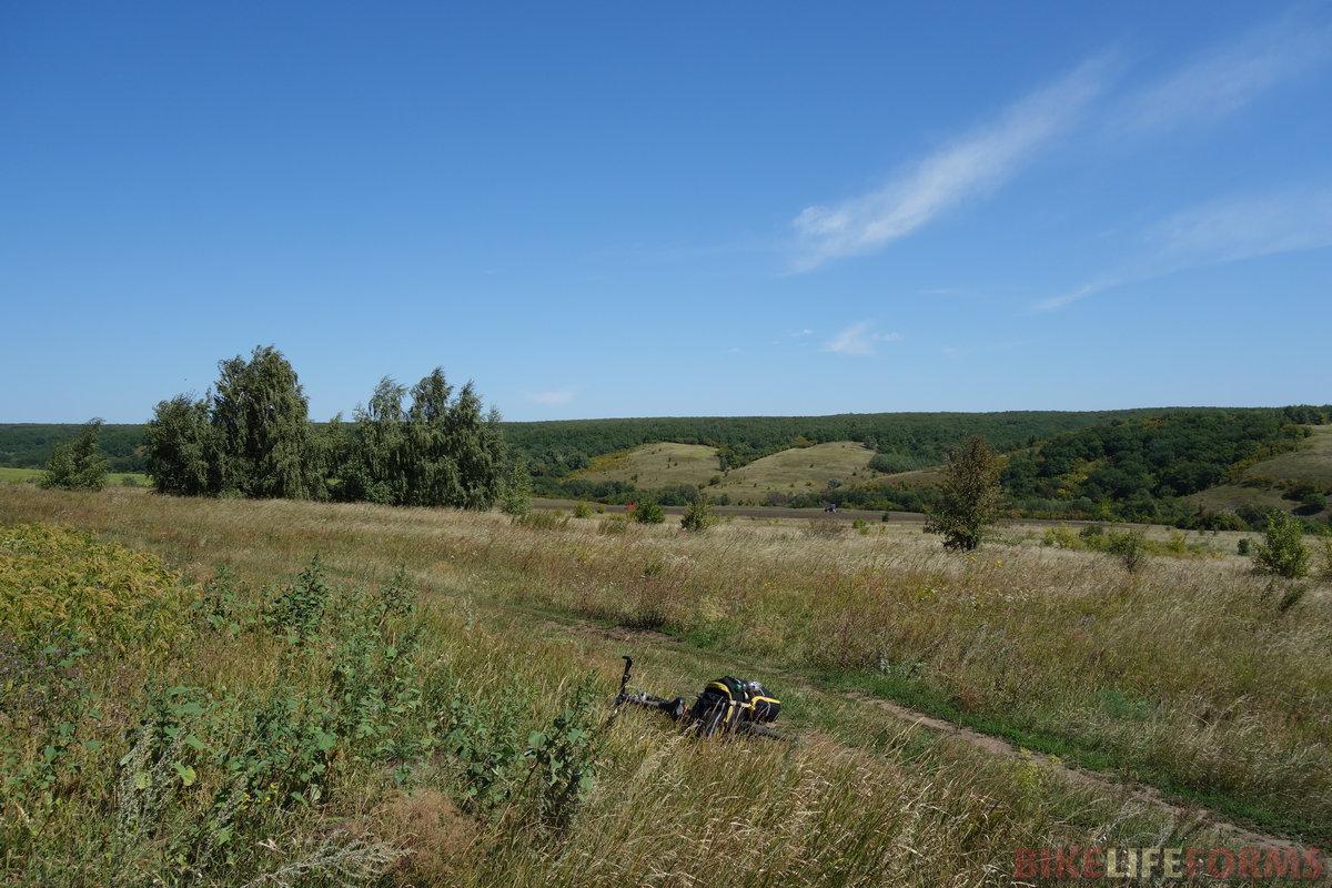 а далее предлагаю просто насладиться прекрасными видами долины р. Карамыш