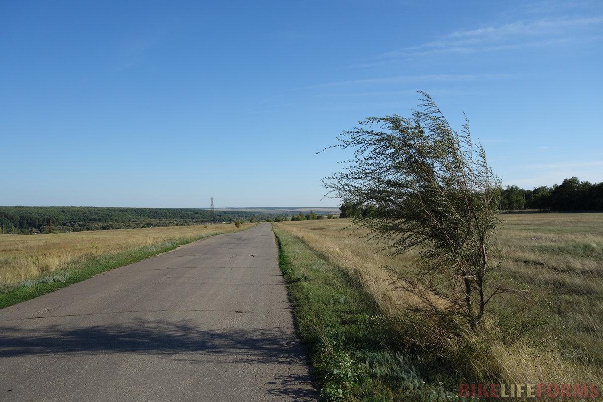 на этом я покинул долины Карамыша и притоков, но к Волге мне пока рано