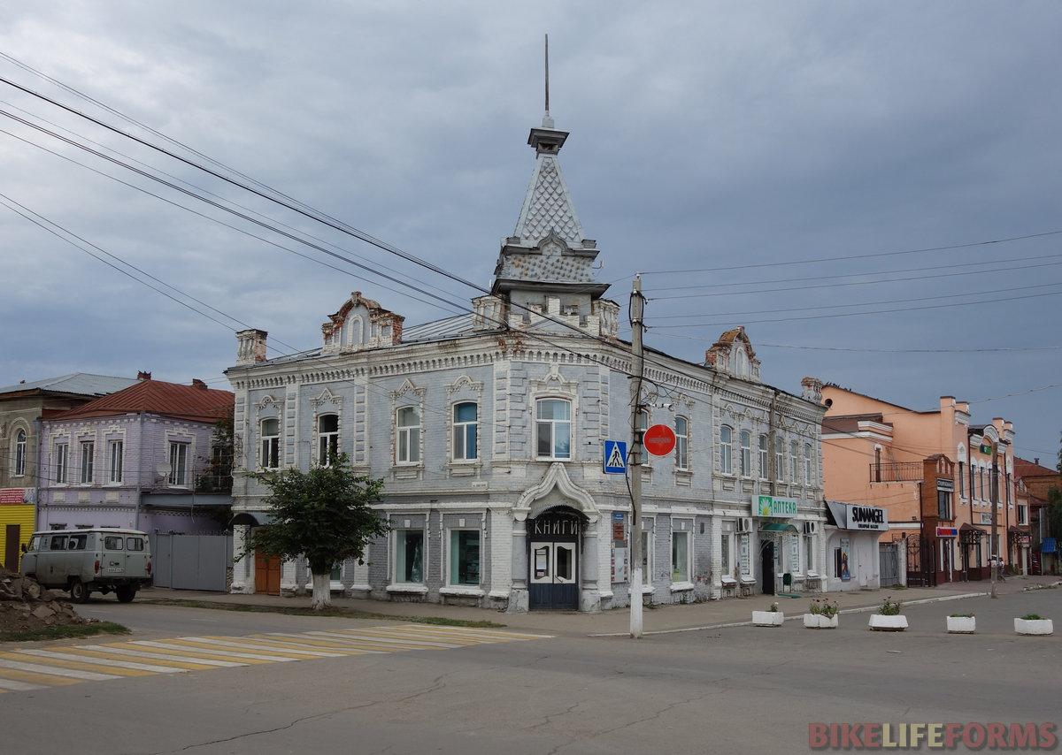 ул. Петрова-Водкина, который родился в этом городе