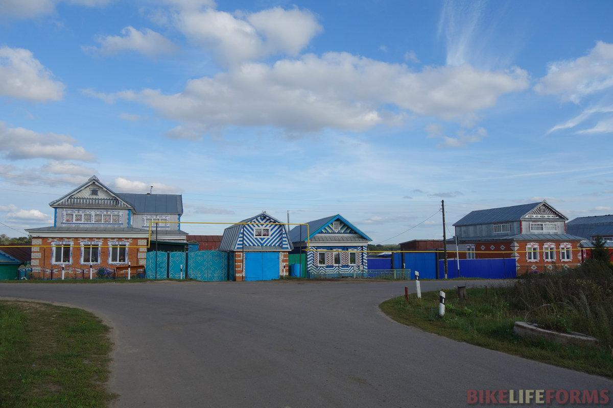 Мамадыш-Акилово, 100% татарское село