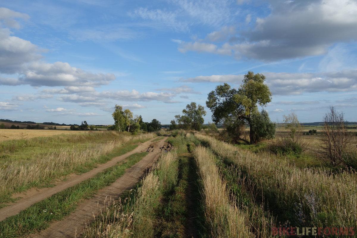 граница Татарстана и Чувашии