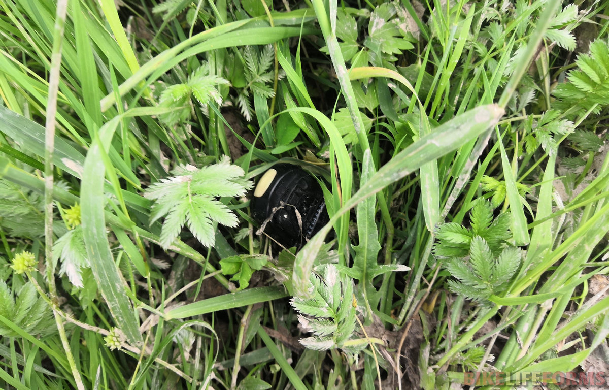 нашел в траве димин велокомп