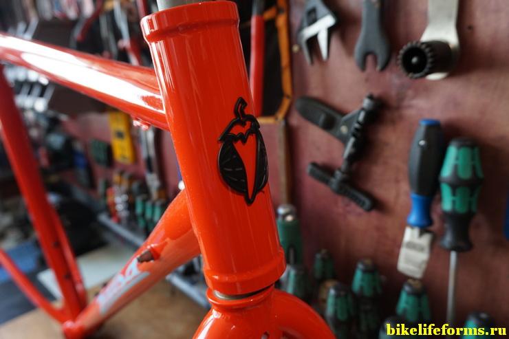 Велосипедные рамы из стали, титана и алюминия. Какую выбрать?