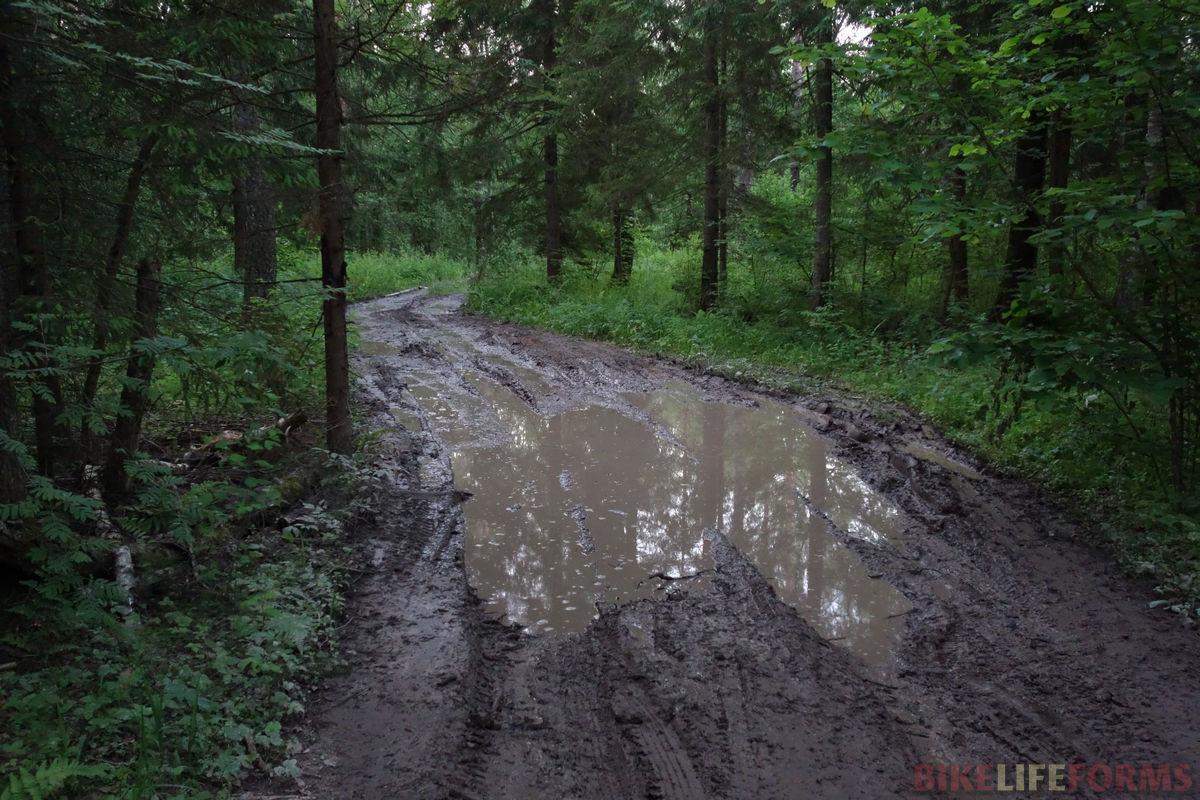 грязь-дорожка