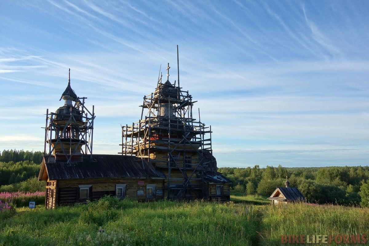 храм в Куртяево