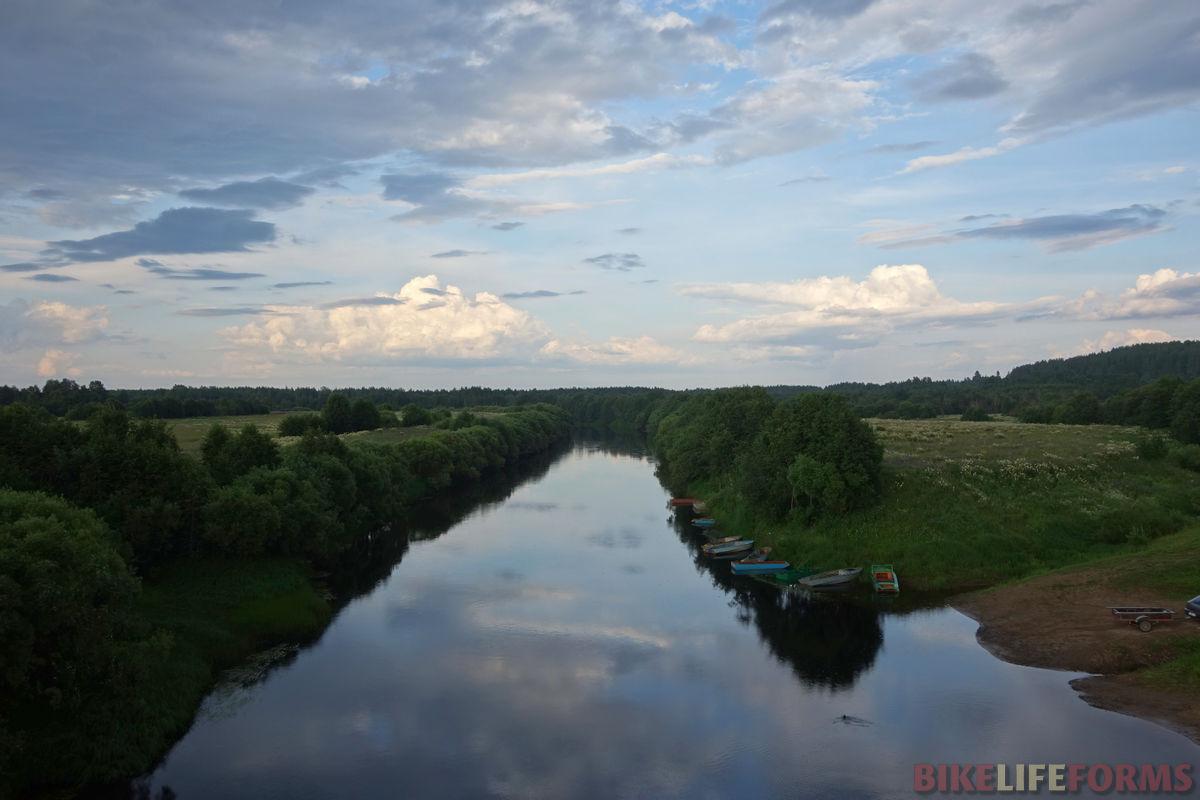 река Кодина