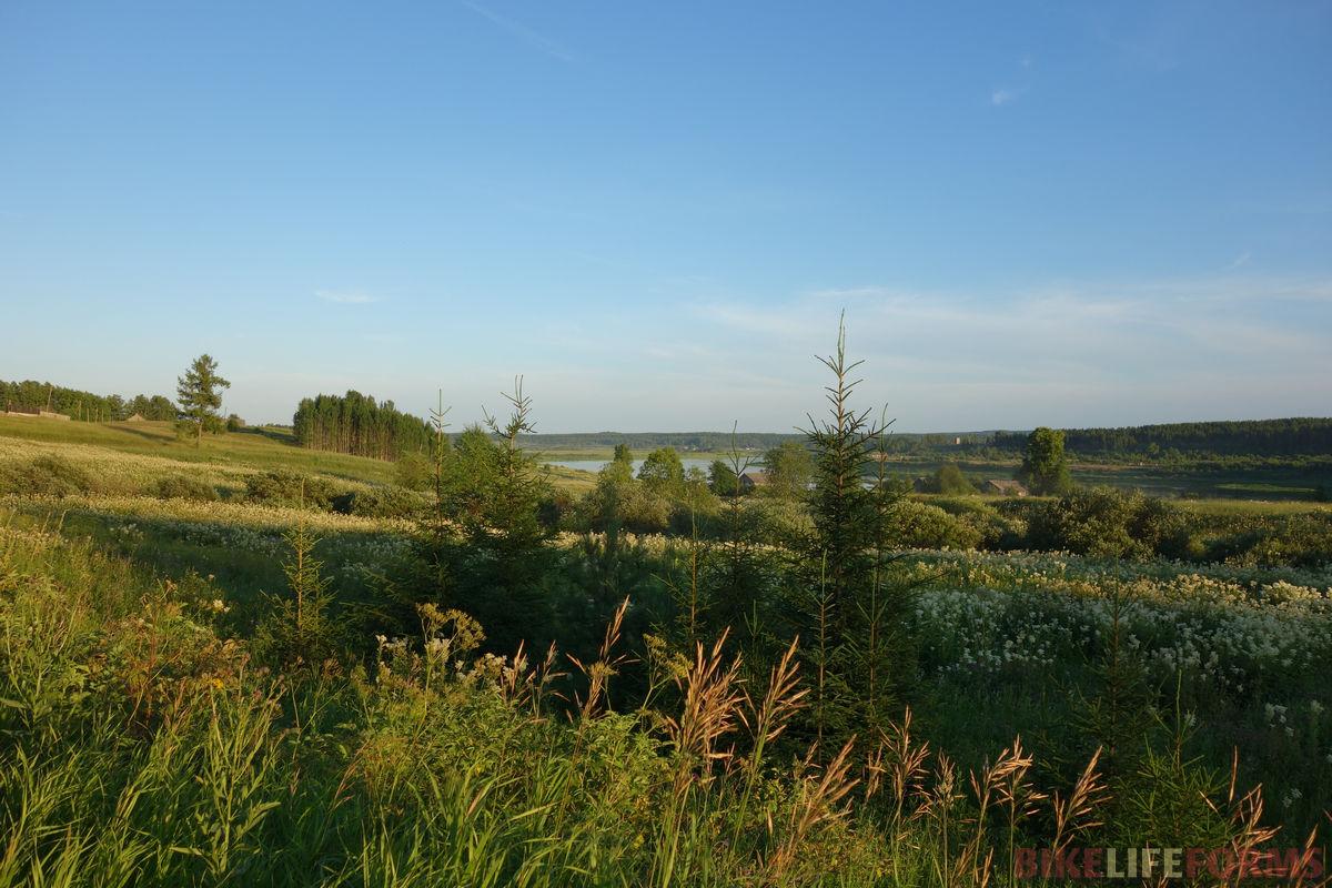 живописная долина Онеги