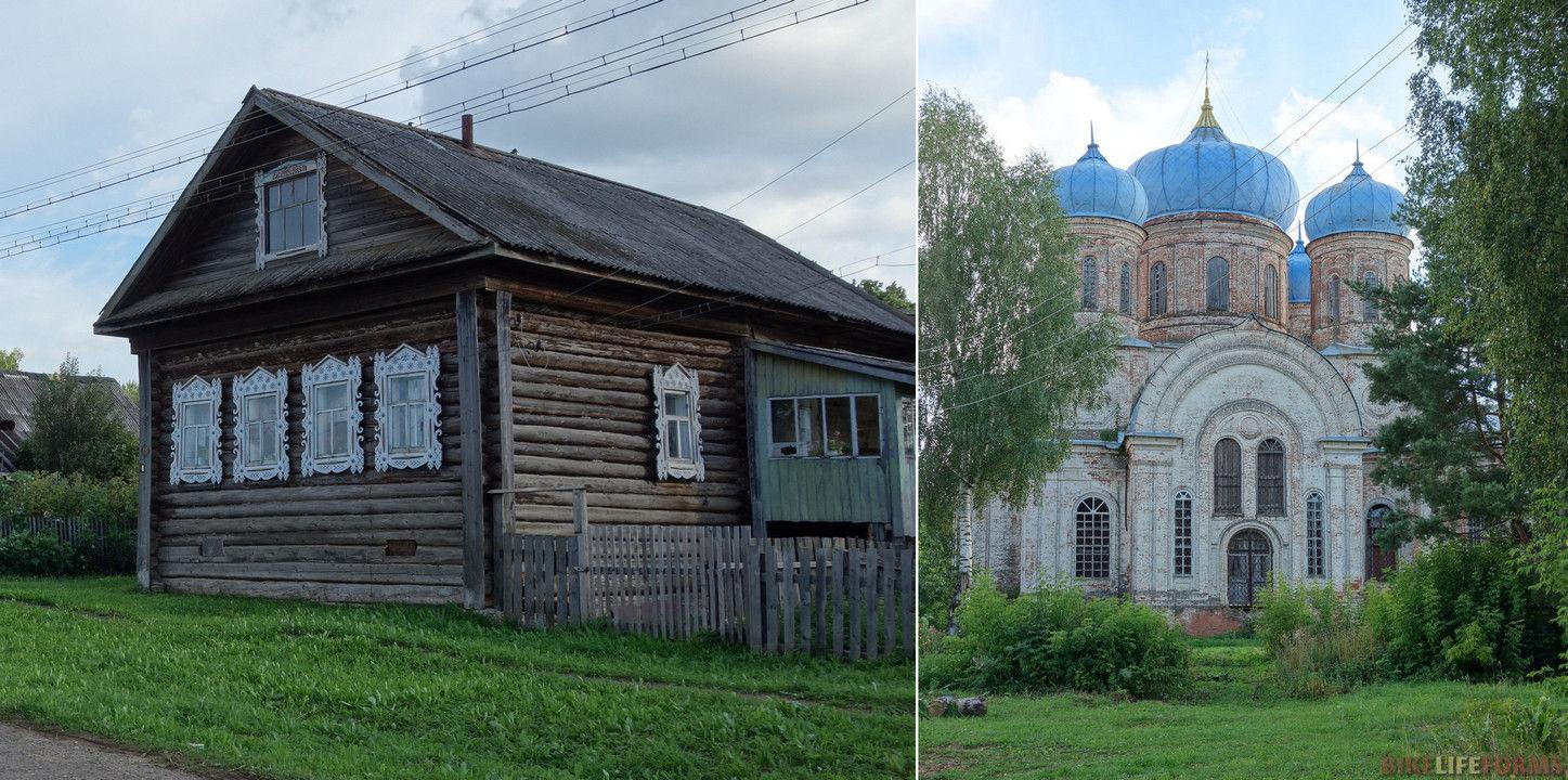 село Порез