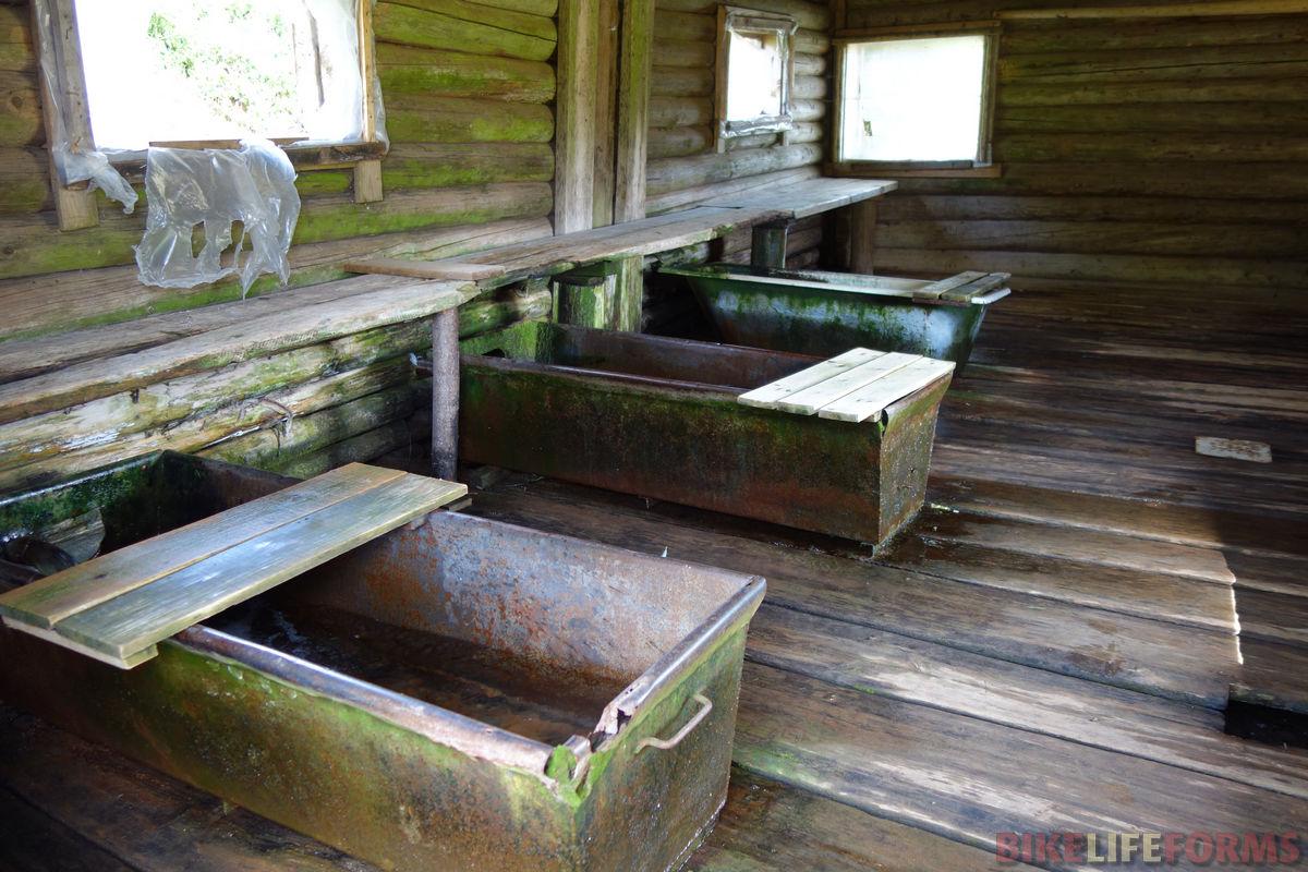 родниковые ванны