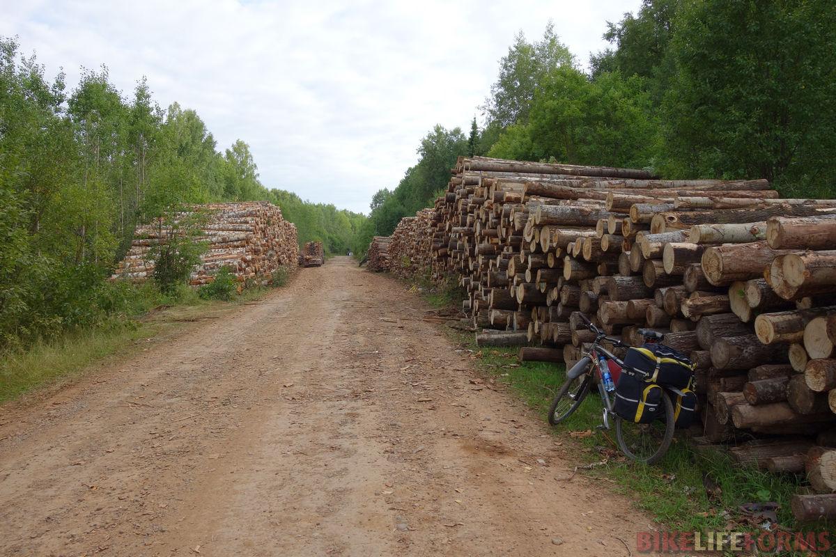 лесоматериалы на старом пермском тракте