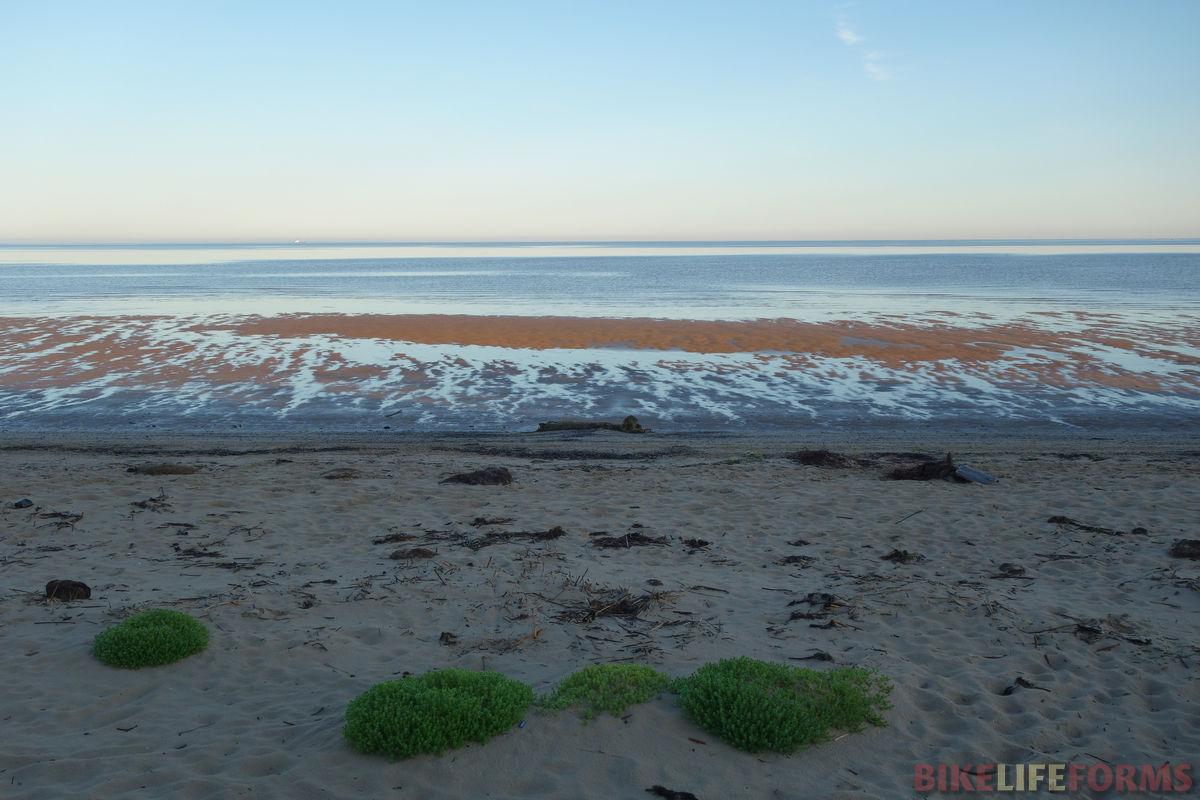 серебристо-Белое море