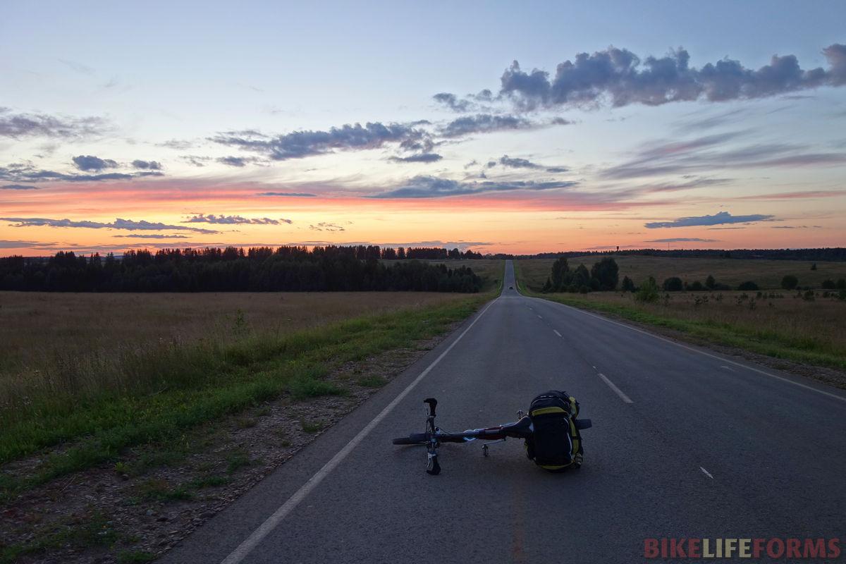 вело-закат