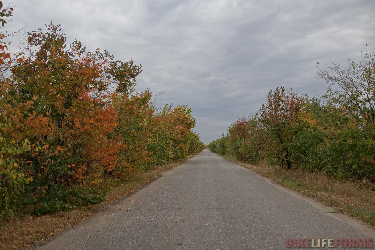 осень в низовьях Хопра