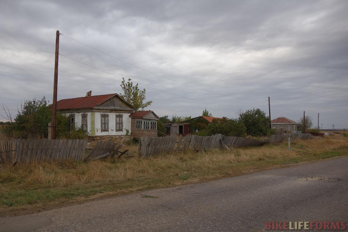 хутора у Хопра...