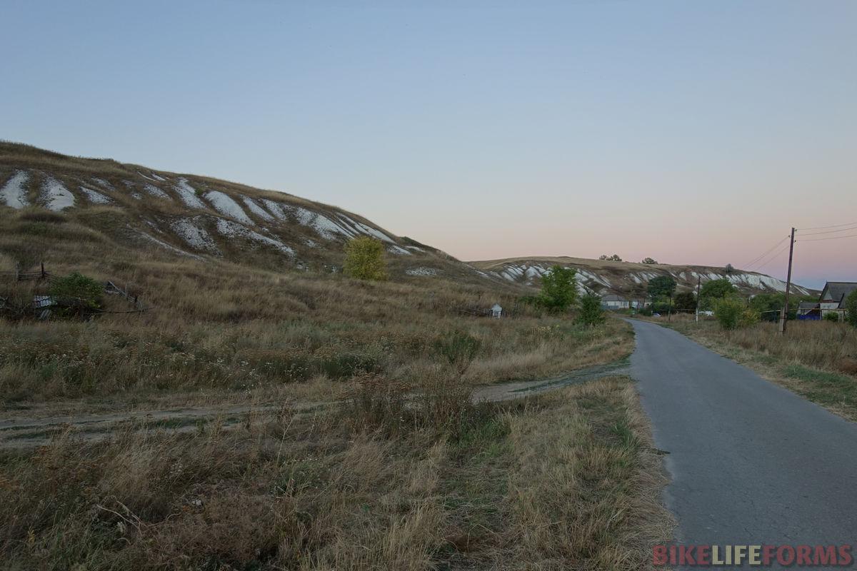 окраина села Холки