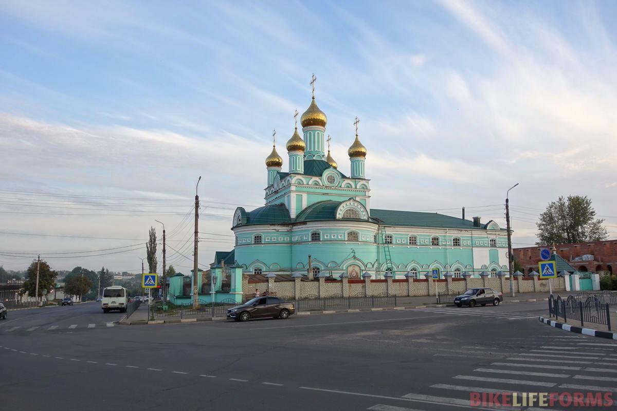 храм в Щиграх