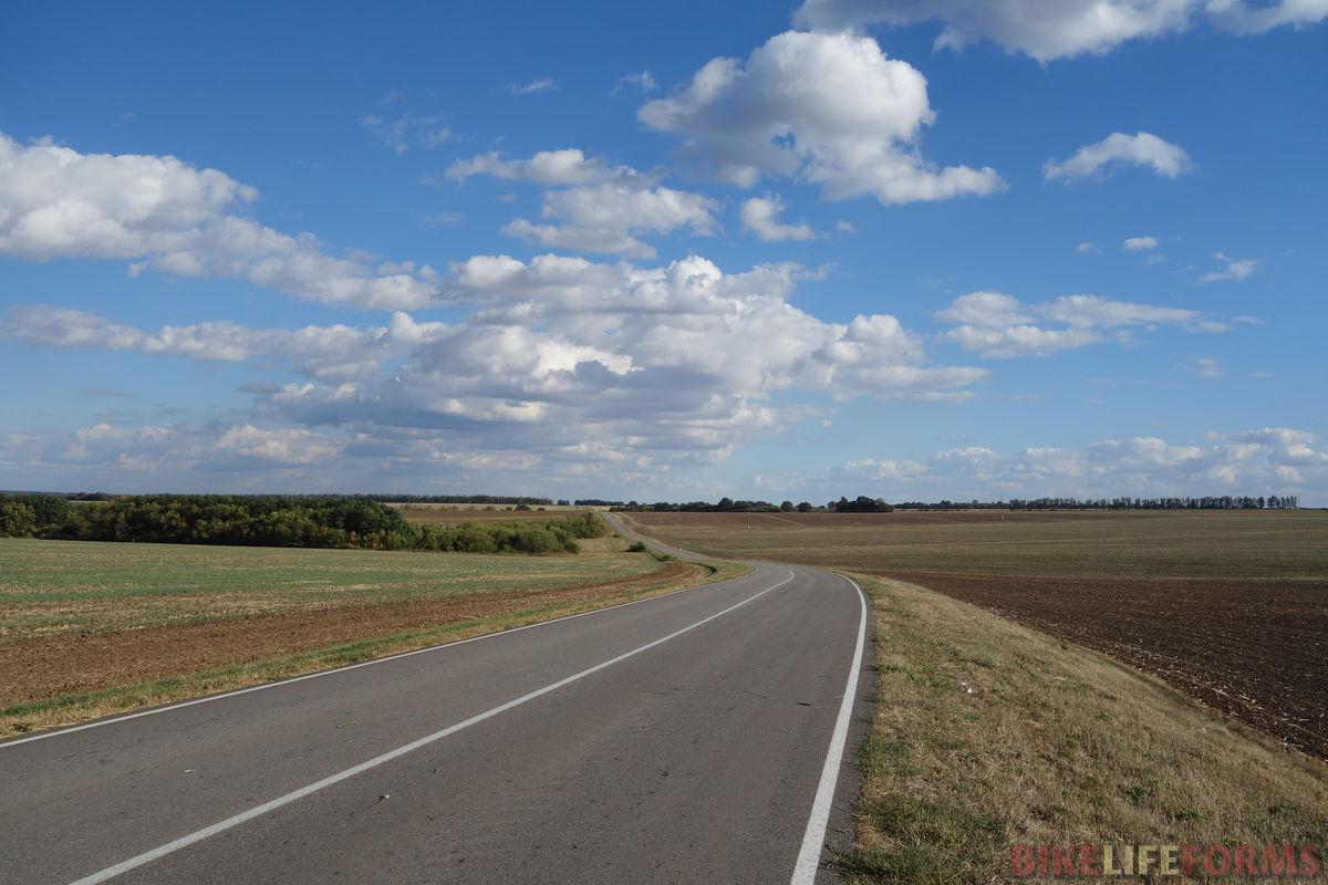 шоссе на Чернянку