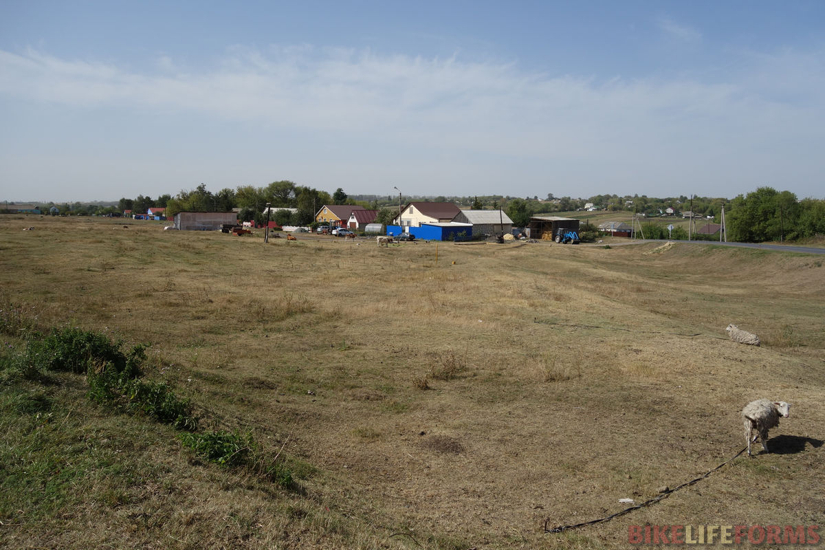 село Становое возле Тима
