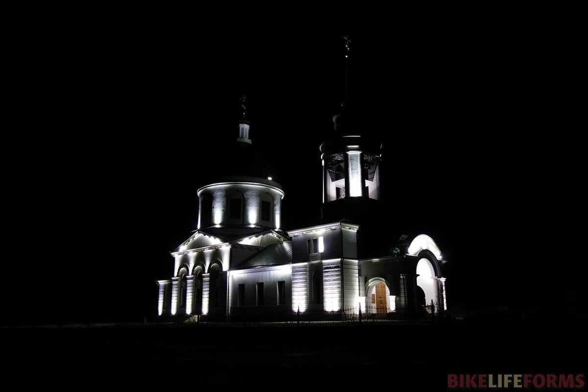 храм в Сухом Донце