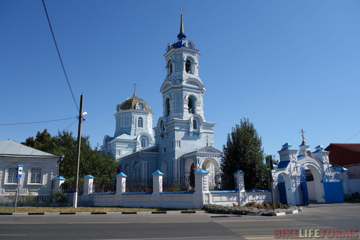 храм п. Волоконовка