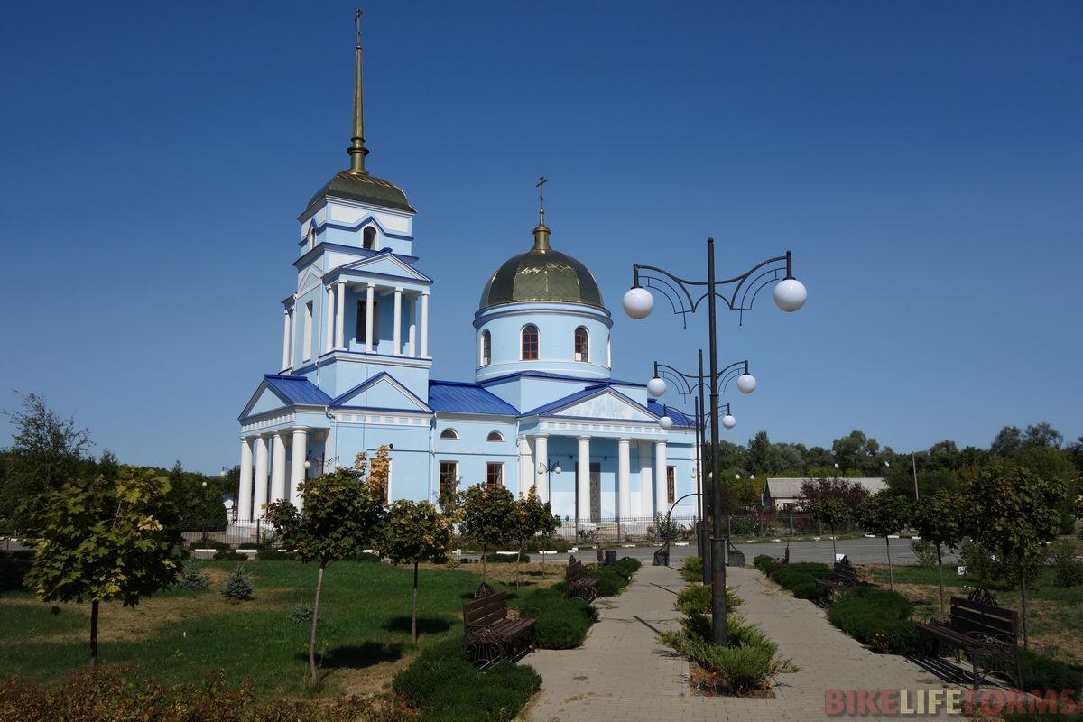 храм с. Ютановка