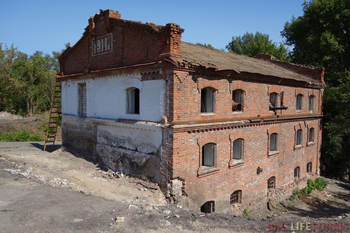 бывшая мельница