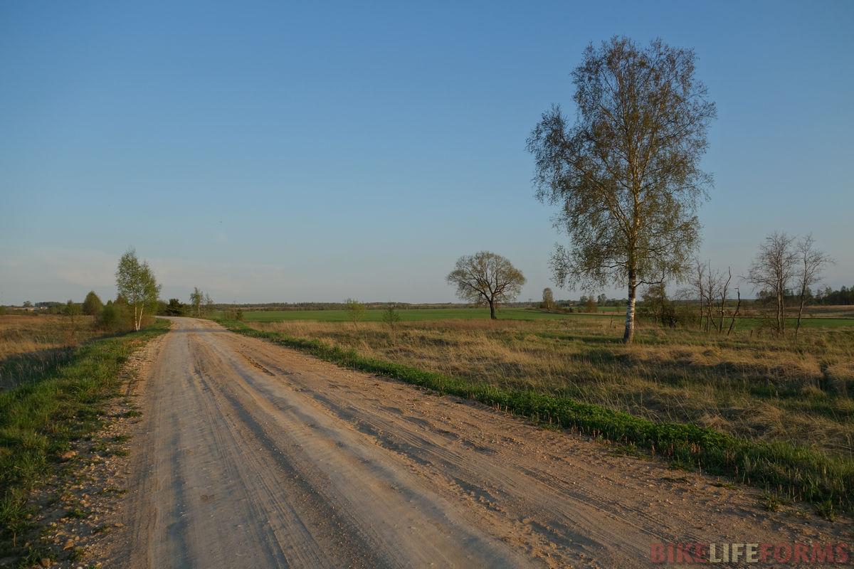 дорога Званово-Кельи