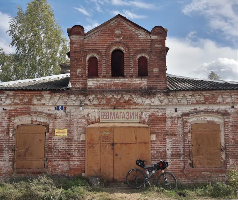 Волго-Шошенский Нюрбургринг в сентябре 2019 года.